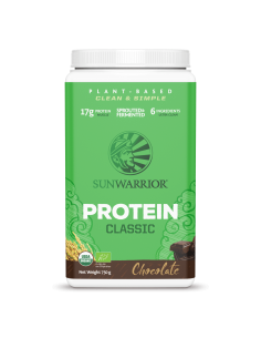 Classic SUNWARRIOR Rice Protein, 750g