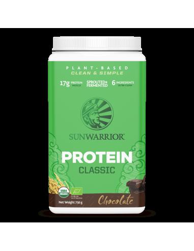 Classic SUNWARRIOR Rice Protein, 750g